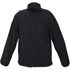 FF BE-02-004 fleece kabát fekete XXL