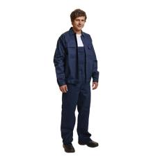 FF BE-01-005 set (kabát+mellesnadrág) navy 50