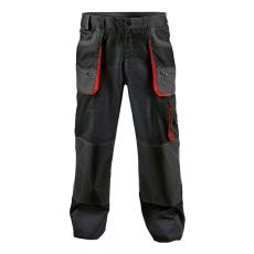 FF BE-01-003 derekas nadrág fekete/piros 52