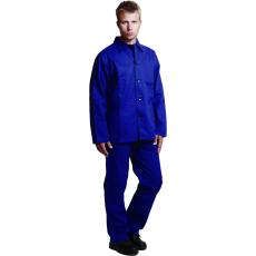FF BE-01-001 set (kabát+nadrág) kék 52