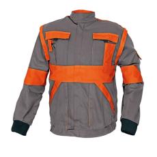 Cerva MAX kabát szürke / narancs 60