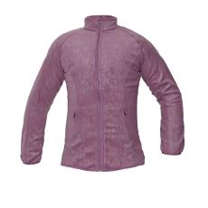 CRV YOWIE női polár kabát fény lila XXL