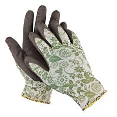 Cerva PINTAIL mártott nylon kesztyű zöld - 8
