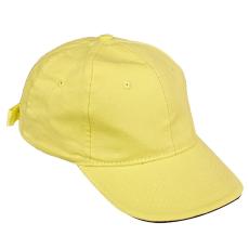 Cerva TULLE baseball sapka sárga