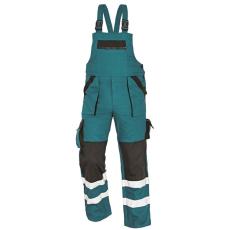 Cerva MAX REFLEX kertésznadrág zöld/fekete 48