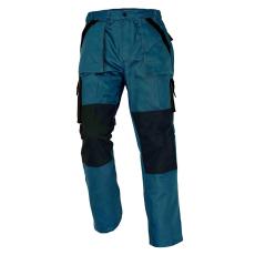 Cerva MAX nadrág zöld/fekete 48