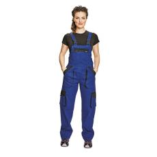 Cerva MAX LADY női kertésznadrág kék/fekete 36