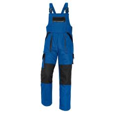 Cerva MAX kertésznadrág kék/fekete 52