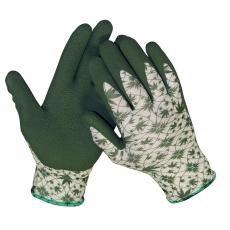 Cerva GUILLEMOT mártott kötött nylon kesztyű zöld - 9
