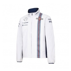 Williams Martini Racing férfi kabát Softshell white Team 2016 - XL