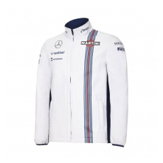 Williams Martini Racing női kabát Softshell white Team 2016 - XXL
