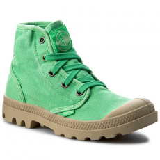 Palladium Bakancs PALLADIUM - Pampa Hi 92352341 Irish Green/Putty