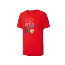 Branded Ferrari gyere póló Red Power red F1 Team 2016 - 140 cm (kids)