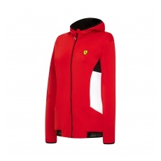 Branded Ferrari női kabát Full Zip red F1 Team 2016 - M