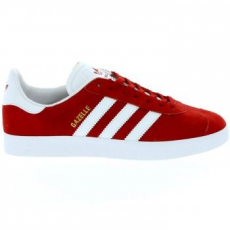 Adidas Gazelle Unisex sportcipő, Power Red/White, 40 (BB5486-6.5)