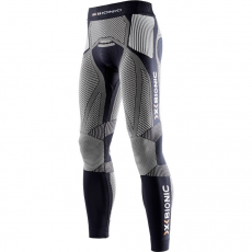 X-Bionic The Trick Running Pants Long Men - čierna - XL