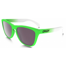Oakley Frogskins Prizm Daily Polarized Green Fade Edition - zelená