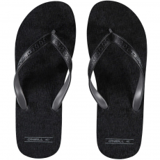 O'Neill FM Friction Flip Flops Strandpapucs D (O-7A4532-q_9010-Black Out)