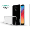 Nillkin LG G6 H870 szilikon hátlap - Nillkin Nature - szürke