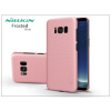 Nillkin Samsung G950F Galaxy S8 hátlap képernyővédő fóliával - Nillkin Frosted Shield - rose gold