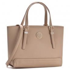Tommy Hilfiger Táska TOMMY HILFIGER - Honey Small Tote AW0AW03687 062