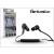 Fontastic BS-431 Limar Bluetooth mikrofonos fülhallgató fekete