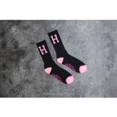 HUF x Pink Panther Classic H Sock Black