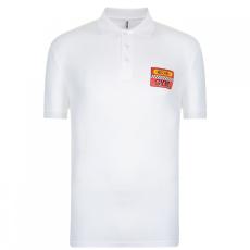 Moschino férfi klasszikus szabású póló