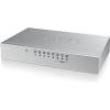 ZyXEL ES-108A V3 Asztali Fast Ethernet Fémházas Switch 8 Porttal (ES-108AV3-EU0101F)