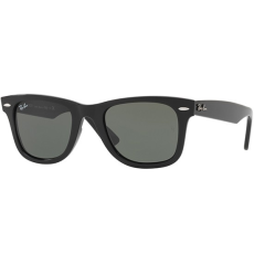 Ray-Ban RB4340 601 WAYFARER BLACK GREEN napszemüveg