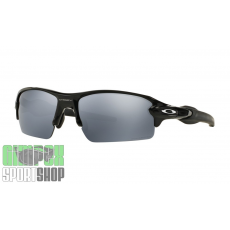 Oakley FLAK 2.0 Polished Black Vlack Iridium Polarized