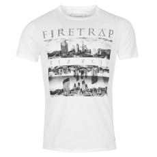 Firetrap Póló Firetrap Graphic fér.