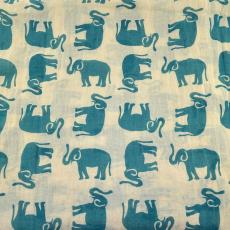 Elefántos stóla, bézs