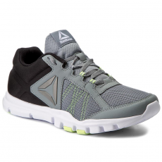 Reebok Cipők Reebok - Yourflex Train 9.0 Mt BS8030 Grey/Electric Flash/White