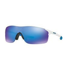 Oakley OO9383 02 EVZERO PITCH POLISHED WHITE SHAPPHIRE IRIDIUM napszemüveg
