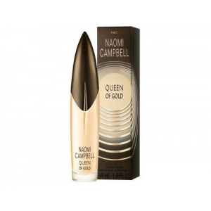 Naomi Campbell Queen Of Gold EDT 50 ml
