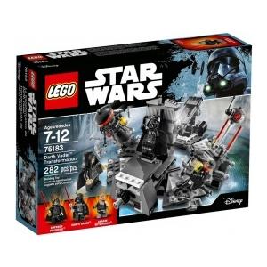 LEGO Darth Vader átalakulása 75183
