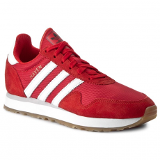 Adidas Cipők adidas - Haven J BY9479 Red/Ftwwht/Ftwwht