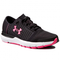 Under Armour Cipők UNDER ARMOUR - Ua W Speedform Gemini 3 1285481-003 Blk/Wht/Cer