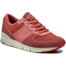 NAPAPIJRI Sneakersy NAPAPIJRI - Marit 14738759 Crab Apple Red N51