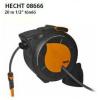 """Hecht 08666 Tömlotartó tömlovel 1/2"""" 20m"""