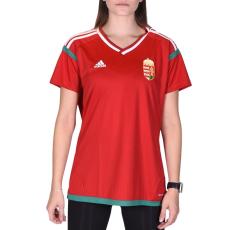 Adidas MI MORONA 15 WHITE JSY W, piros magyar válogatott mez