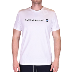 Puma MSP LOGO TEE férfi BMW póló, fehér