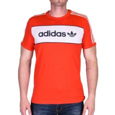Adidas BLOCK TEE férfi póló