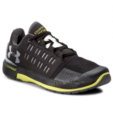 Under Armour Cipők UNDER ARMOUR - Ua W Charged Core 1274415-003 Blk/Smy/Msv
