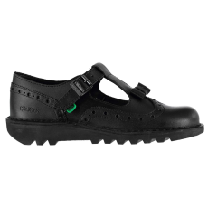 Kickers Balerin cipő Kickers Bow Brogue női