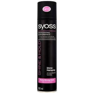 Syoss Shine & Hold - lak na vlasy 300 ml