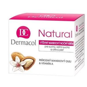 Dermacol Dermatol természetes mandula éjszakai krém 50 ml