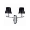 IDEAL LUX 20617 - Fali lámpa ACCADEMY 2xE14/40W/230V
