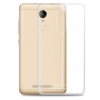 utángyártott Xiaomi Redmi Note 4X átlátszó szilikon tok